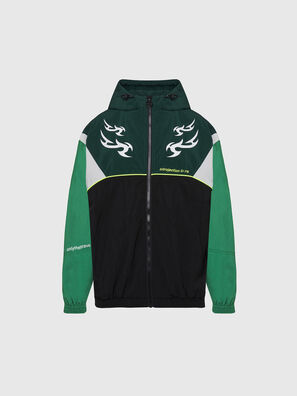 J-ETHAN, Green/Black - Jackets