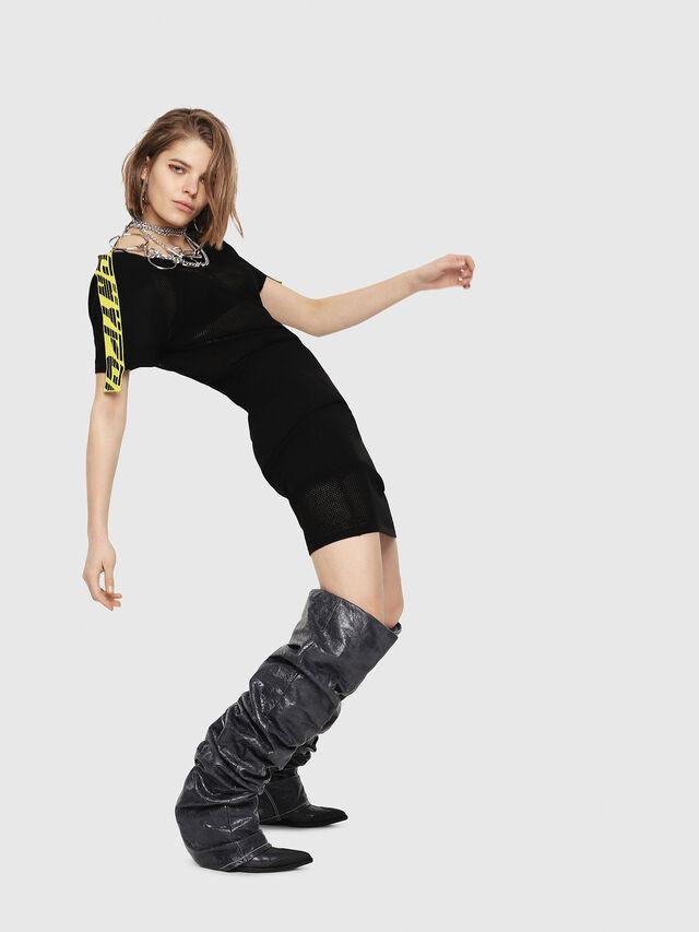 Diesel - M-PAMMY, Black - Dresses - Image 6