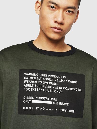 Diesel - S-BAY-MESH,  - Sweaters - Image 3