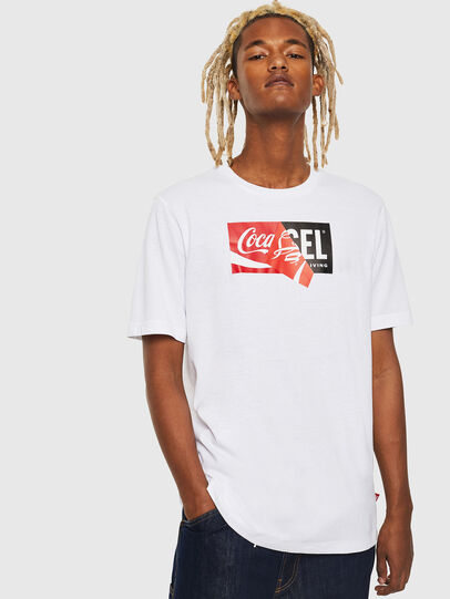 Diesel - CC-T-JUST-COLA,  - T-Shirts - Image 1