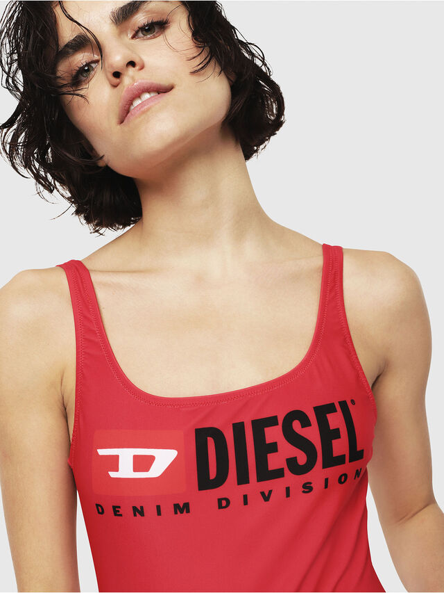 Diesel - BFSW-FLAMNEW, Red - Swimsuits - Image 3