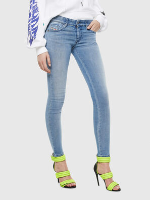 Slandy Low 0096L, Light Blue - Jeans