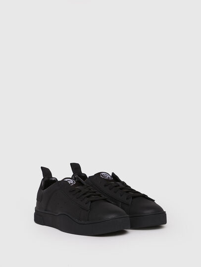 Diesel - S-CLEVER LOW, Black - Sneakers - Image 2