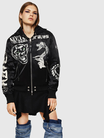 Diesel - G-KANIEVALY,  - Jackets - Image 1