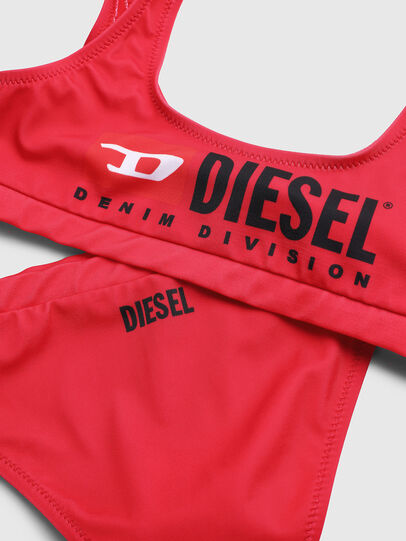 Diesel - METSJ, Red - Beachwear - Image 3