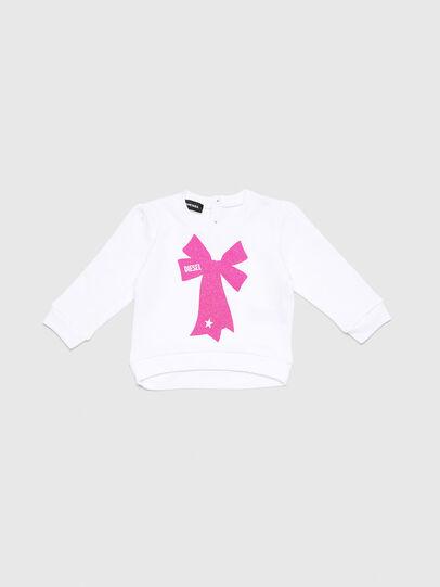 Diesel - SASHIAB, White - Sweaters - Image 1