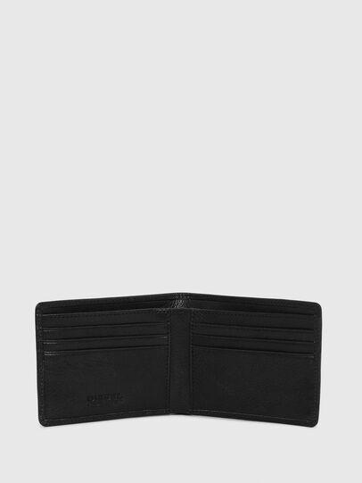 Diesel - NEELA XS, Black Leather - Small Wallets - Image 3