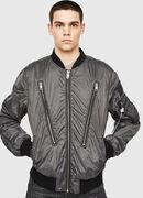 J-TOSHIO, Black/Grey - Jackets