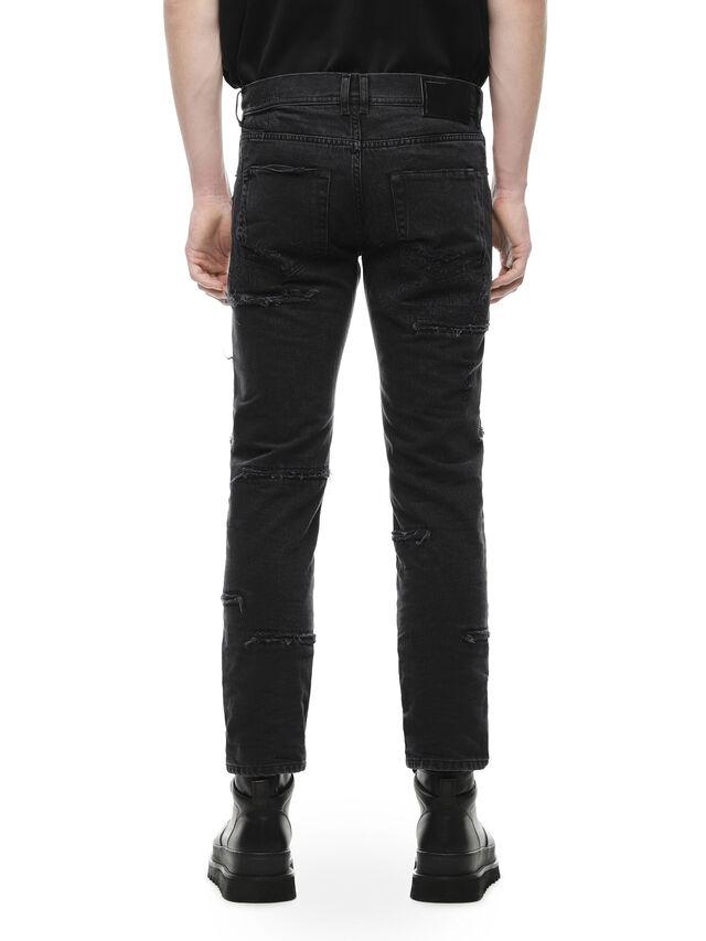 Diesel - TYPE-2813E, Black Jeans - Jeans - Image 2