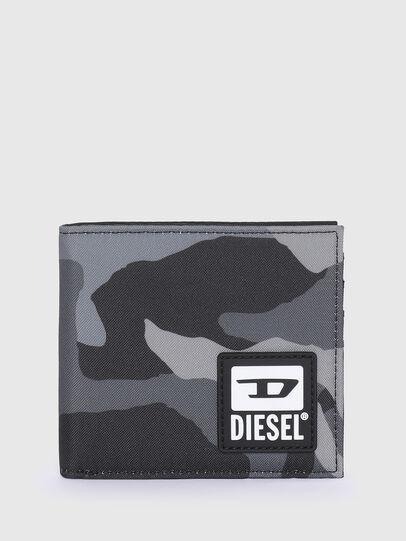 Diesel - HIRESH S, Grey/Black - Small Wallets - Image 1