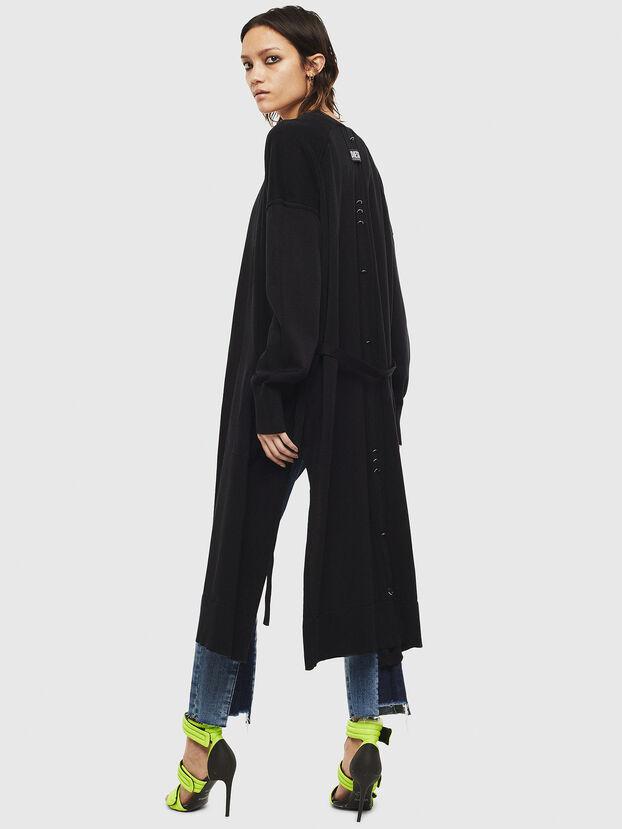 M-JAPPY, Black - Knitwear