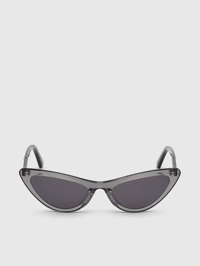 Diesel - DL0303, Grey - Sunglasses - Image 1