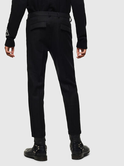 Diesel - P-RING-SMP, Black - Pants - Image 2