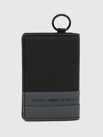 Diesel - DUKEZ LOOP, Black/Blue - Card cases - Image 2