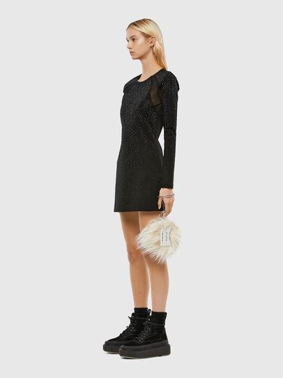 Diesel - D-BRILLA, Black - Dresses - Image 6