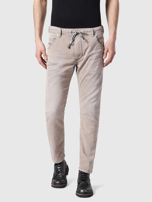 Krooley JoggJeans 0670M, Light Brown - Jeans