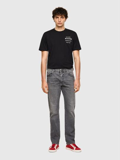 Diesel - D-Mihtry 09A10, Light Grey - Jeans - Image 5