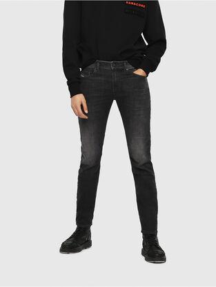 Thommer 0687J, Black/Dark grey - Jeans