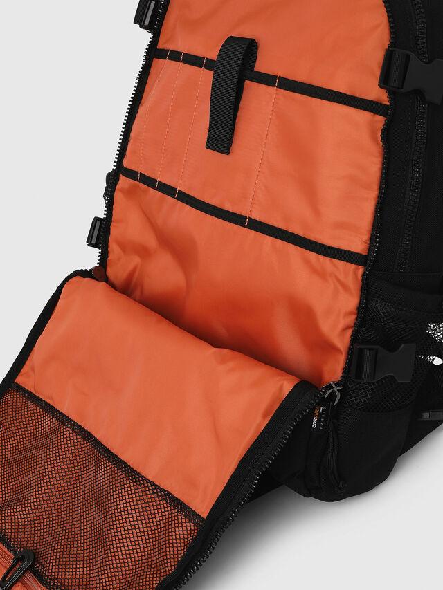 Diesel F- URBHANITY BACK, Black - Backpacks - Image 5