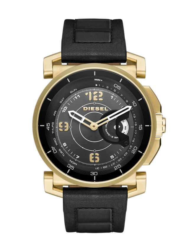 Diesel DT1004, Black - Smartwatches - Image 2
