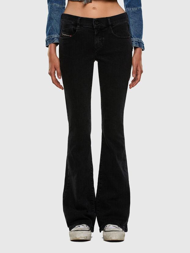 D-Ebbey 0870G, Black/Dark grey - Jeans