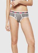 UFPN-OXY, Grey/White - Panties