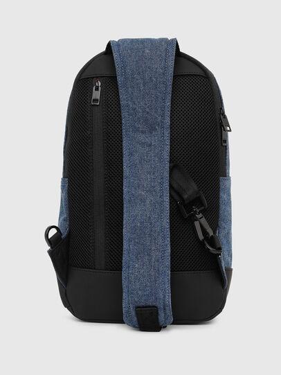 Diesel - F-SUSE MONO, Blue/Black - Backpacks - Image 2