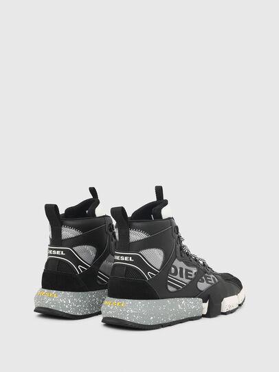 Diesel - S-PADOLA MID TREK, Black/Grey - Sneakers - Image 3
