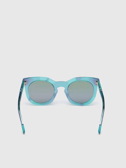 Diesel - DL0270, Azure - Sunglasses - Image 4