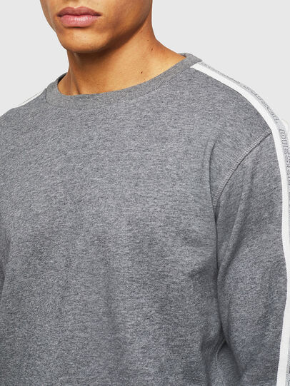 Diesel - UMLT-WILLY, Grey - Sweaters - Image 3