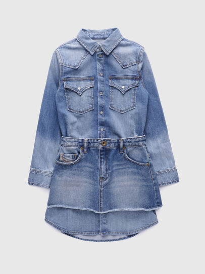 Diesel - DEDESYP, Blue Jeans - Dresses - Image 1