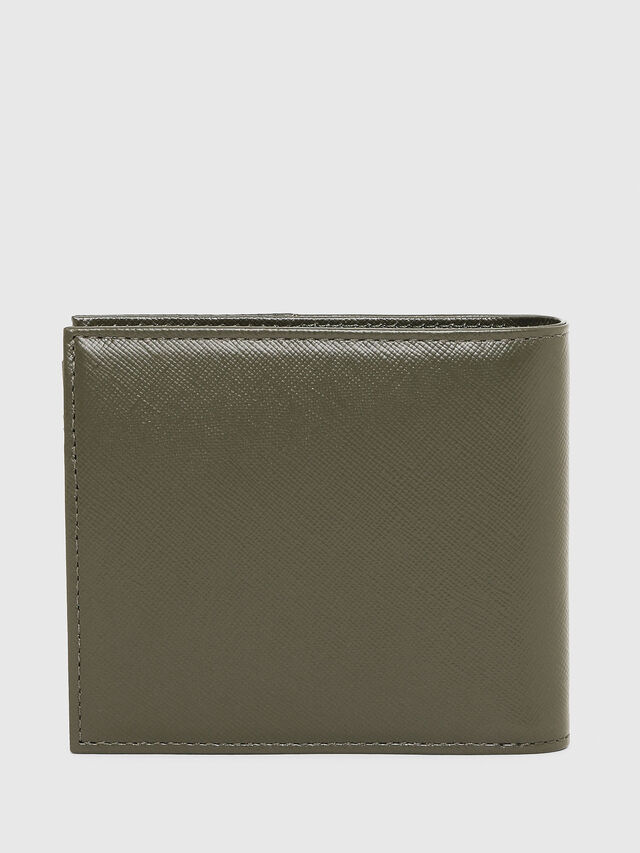 Diesel - HIRESH S, Olive Green - Small Wallets - Image 2