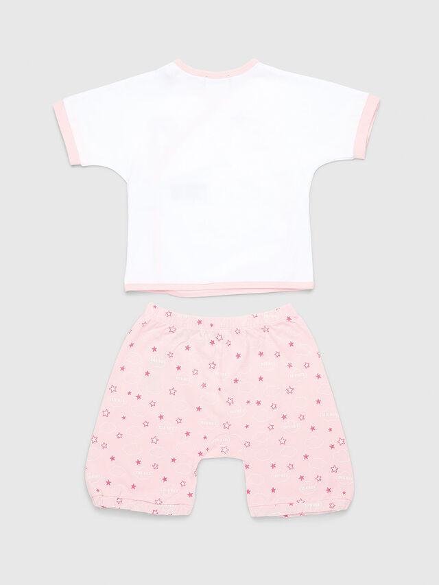 Diesel - SARI-NB-SET, Pink/White - Jumpsuits - Image 2