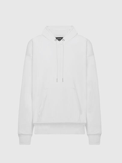 Diesel - S-ALBY-COPY-J1, White - Sweaters - Image 1