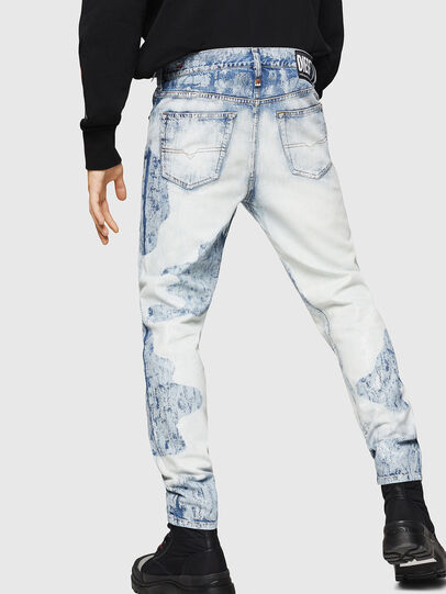 Diesel - Mharky 0890P, Light Blue - Jeans - Image 2