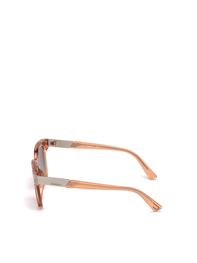Diesel - DL0232, Peach - Sunglasses - Image 3
