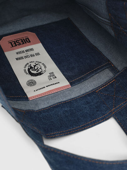 Diesel - F-THISBAG SHOWEI, Blue Jeans - Shopping and Shoulder Bags - Image 7