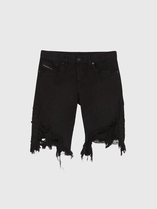 D-KRASY, Black - Shorts