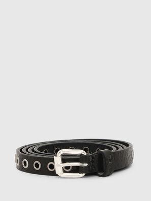 B-EYE, Black - Belts