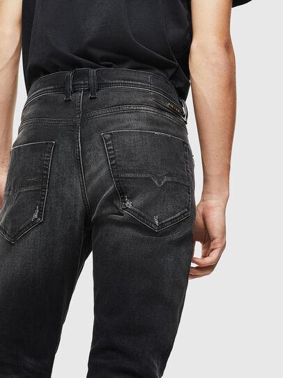 Diesel - Tepphar 069DW, Black/Dark grey - Jeans - Image 5