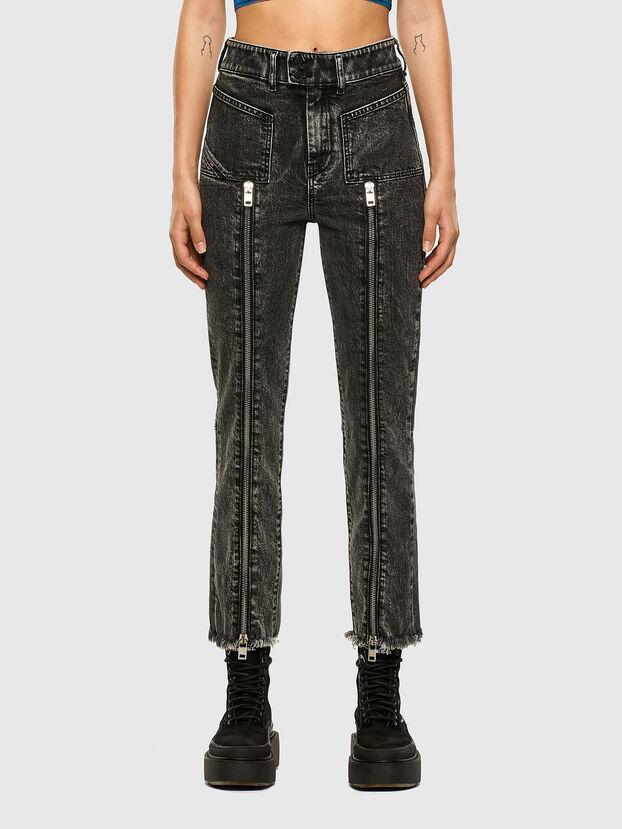 D-Earlie 009DN, Black/Dark grey - Jeans