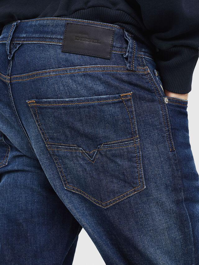 Diesel - Larkee-Beex 084GR, Dark Blue - Jeans - Image 3