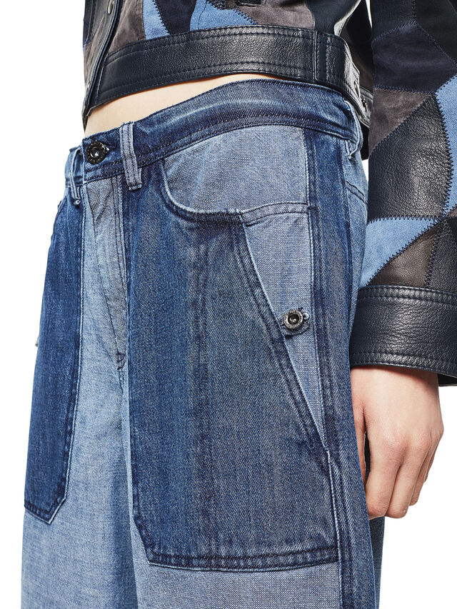Diesel - TYPE-1907, Blue Jeans - Jeans - Image 5