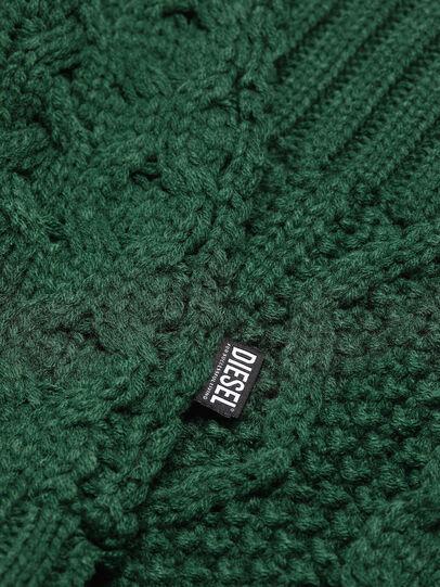 Diesel - K-ALBA, Dark Green - Scarf - Image 3
