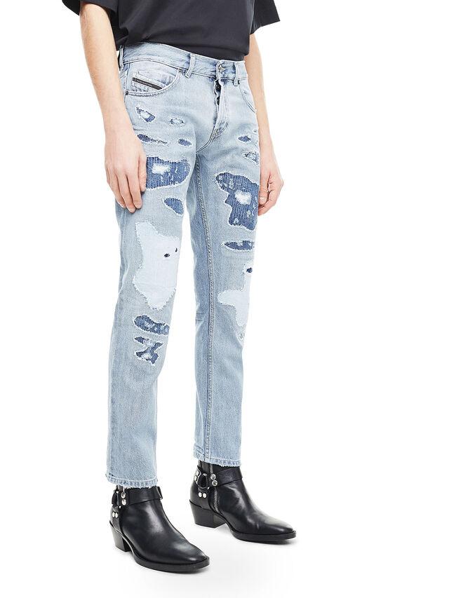 Diesel - TYPE-2813, Light Blue - Jeans - Image 3
