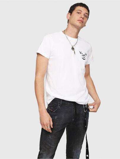 Diesel - CL-T-GADIE,  - T-Shirts - Image 1