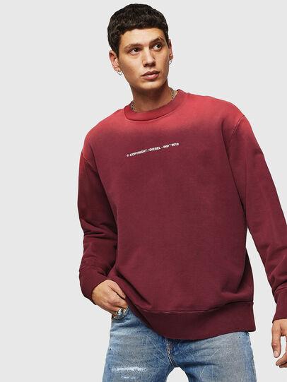Diesel - S-BAY-SUN, Bordeaux - Sweaters - Image 1
