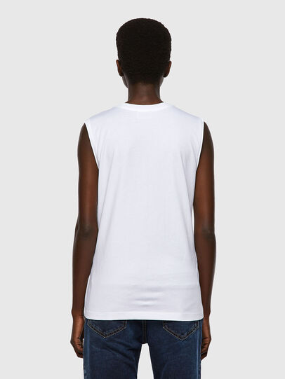 Diesel - T-SILESS, White - T-Shirts - Image 2