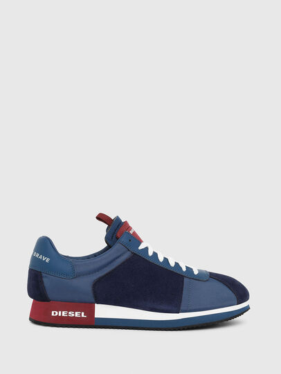 Diesel - S-PYAVE LC, Blue - Sneakers - Image 1