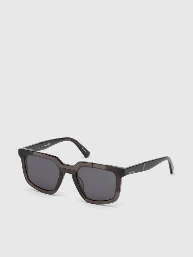 Diesel - DL0271, Black - Eyewear - Image 2